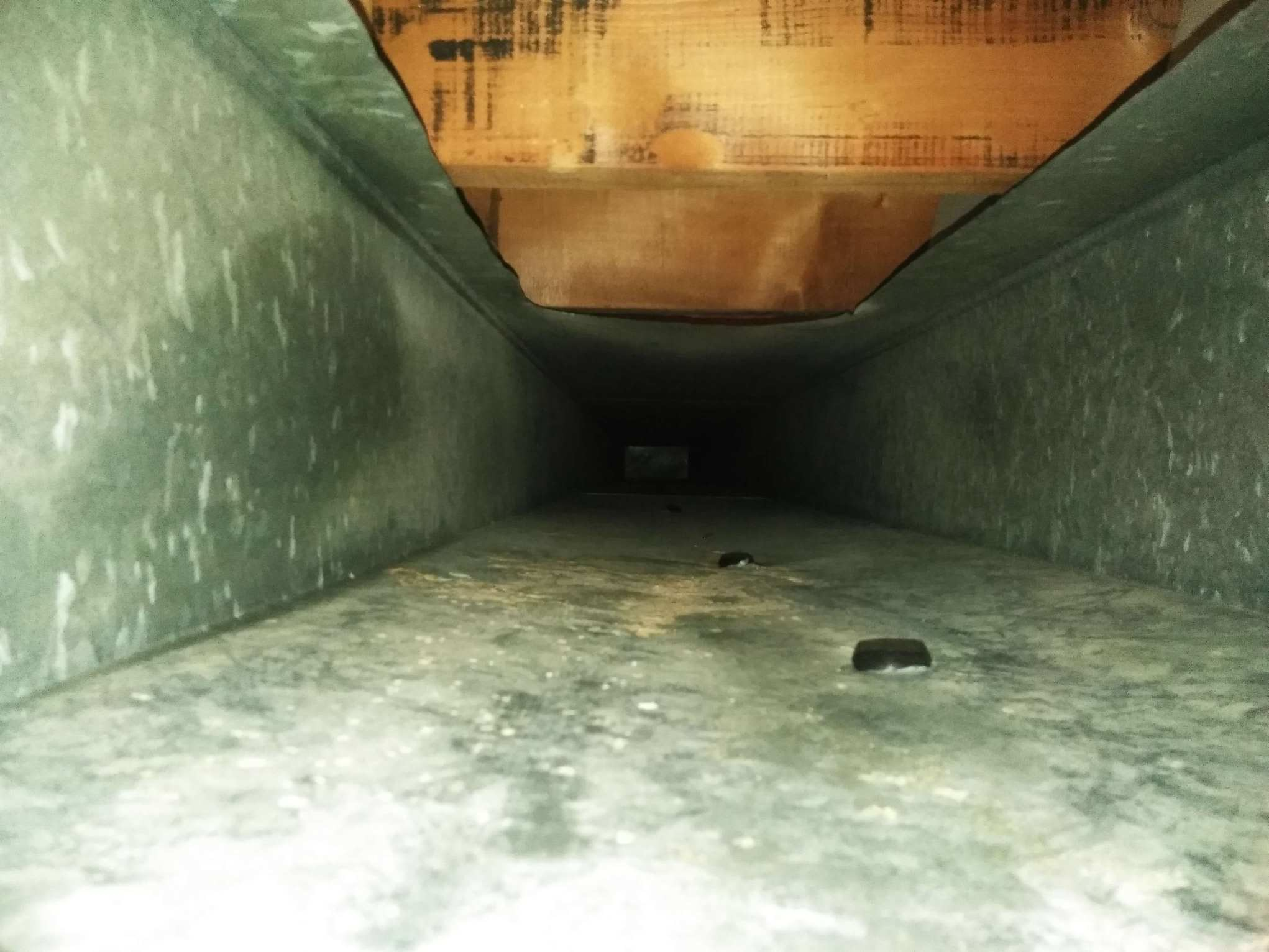 After Air Duct Cleaning - Warren, MI