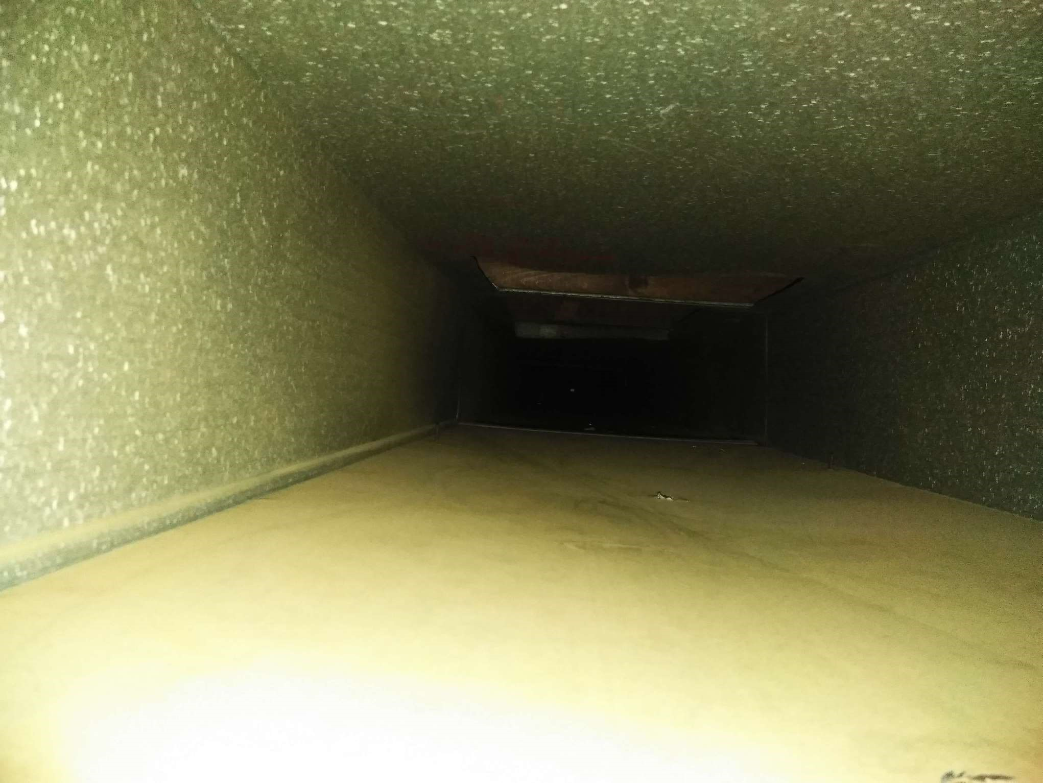 After Air Duct Cleaning - Roseville, MI