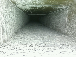 Before Air Duct Cleaning - Oak Park, MI